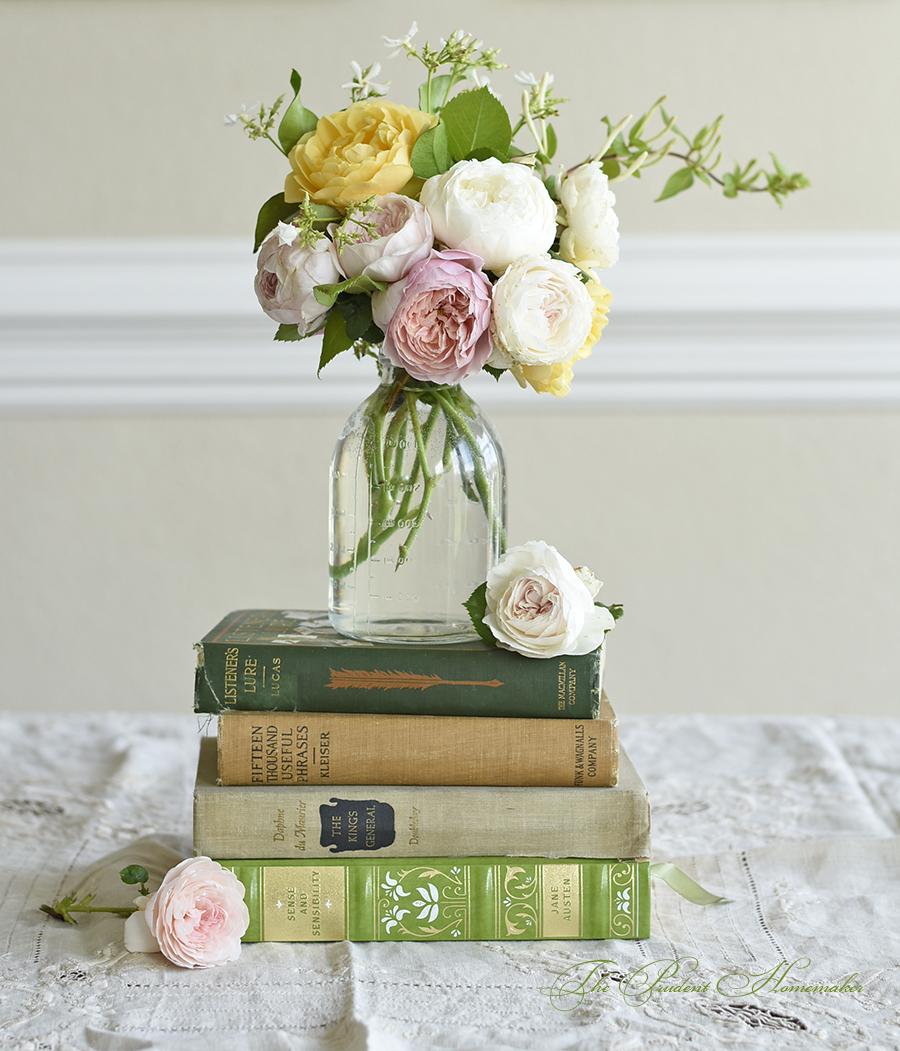 David Austin Roses The Prudent Homemaker