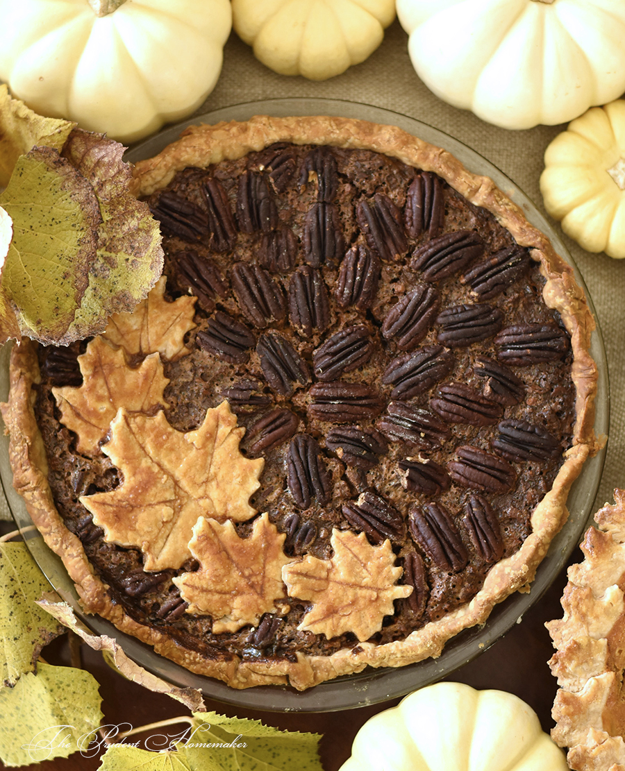 Pecan Pie The Prudent Homemaker